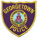 Patch image: Georgetown Police Department, Delaware